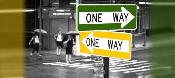 Open Access 'One Way'