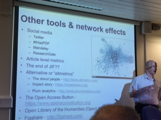 OA Advocacy 3 - Other tools & network effects