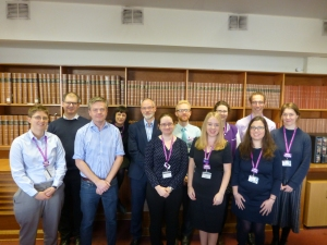 Research Services team photo /